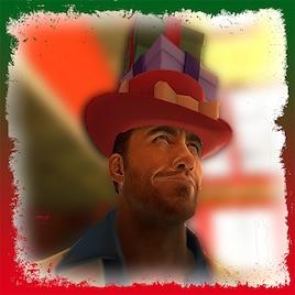 《求生之路2》尼克的礼物帽MOD