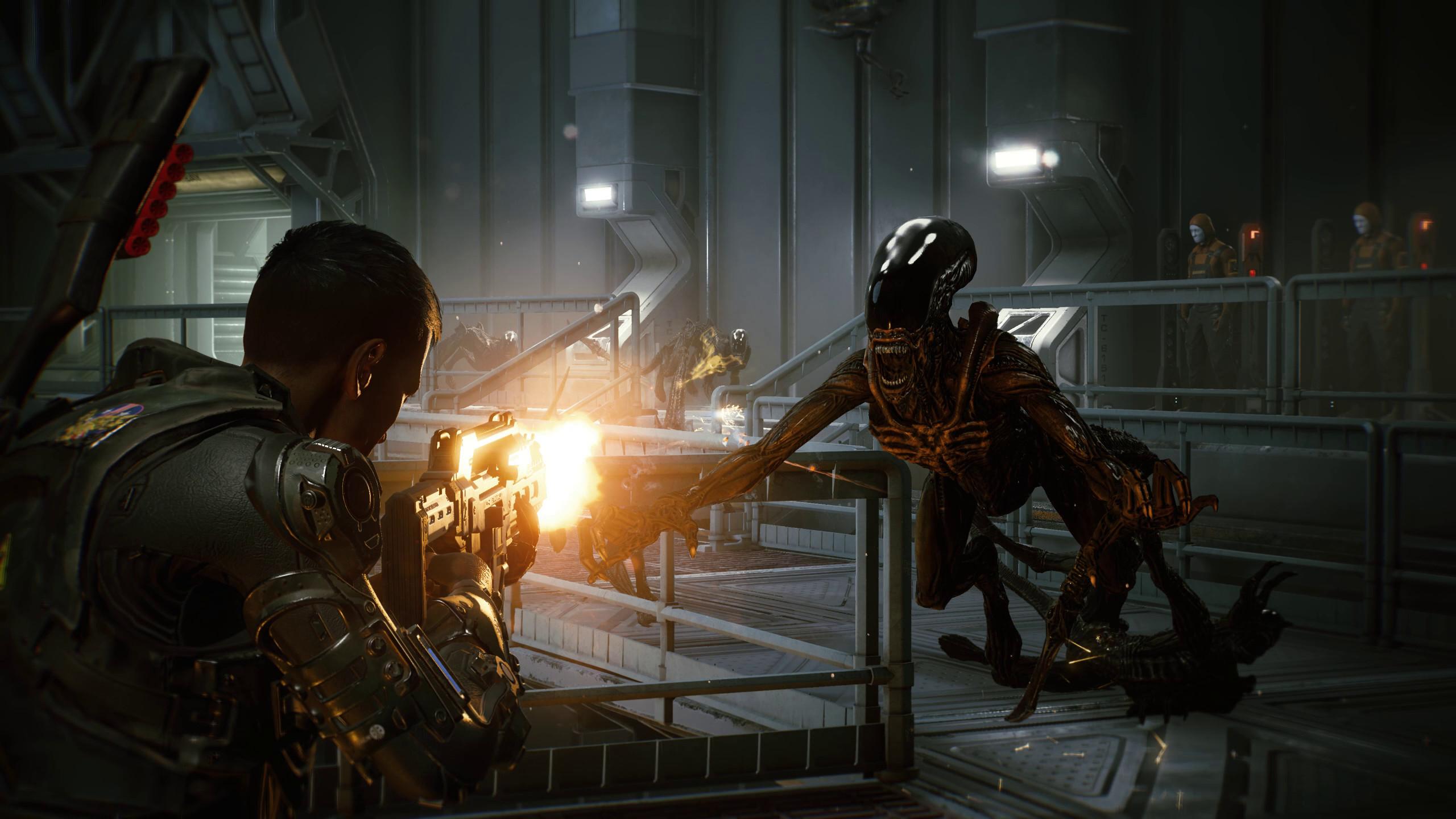 《异形:火力小队》8月24日发售 故事背景和细节曝光