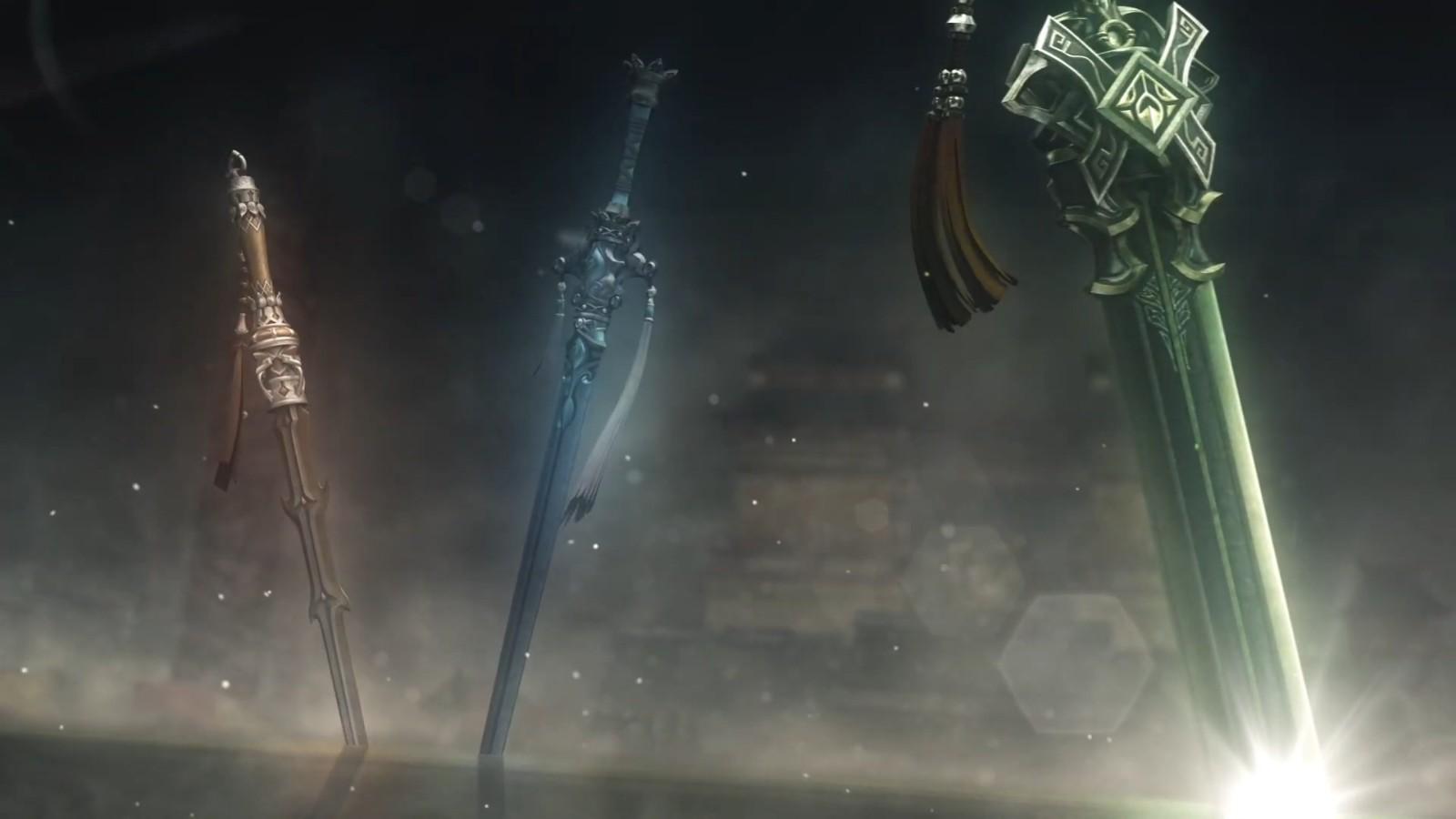 《古剑奇谭OL》海外版7月9日发售 全新预告发布