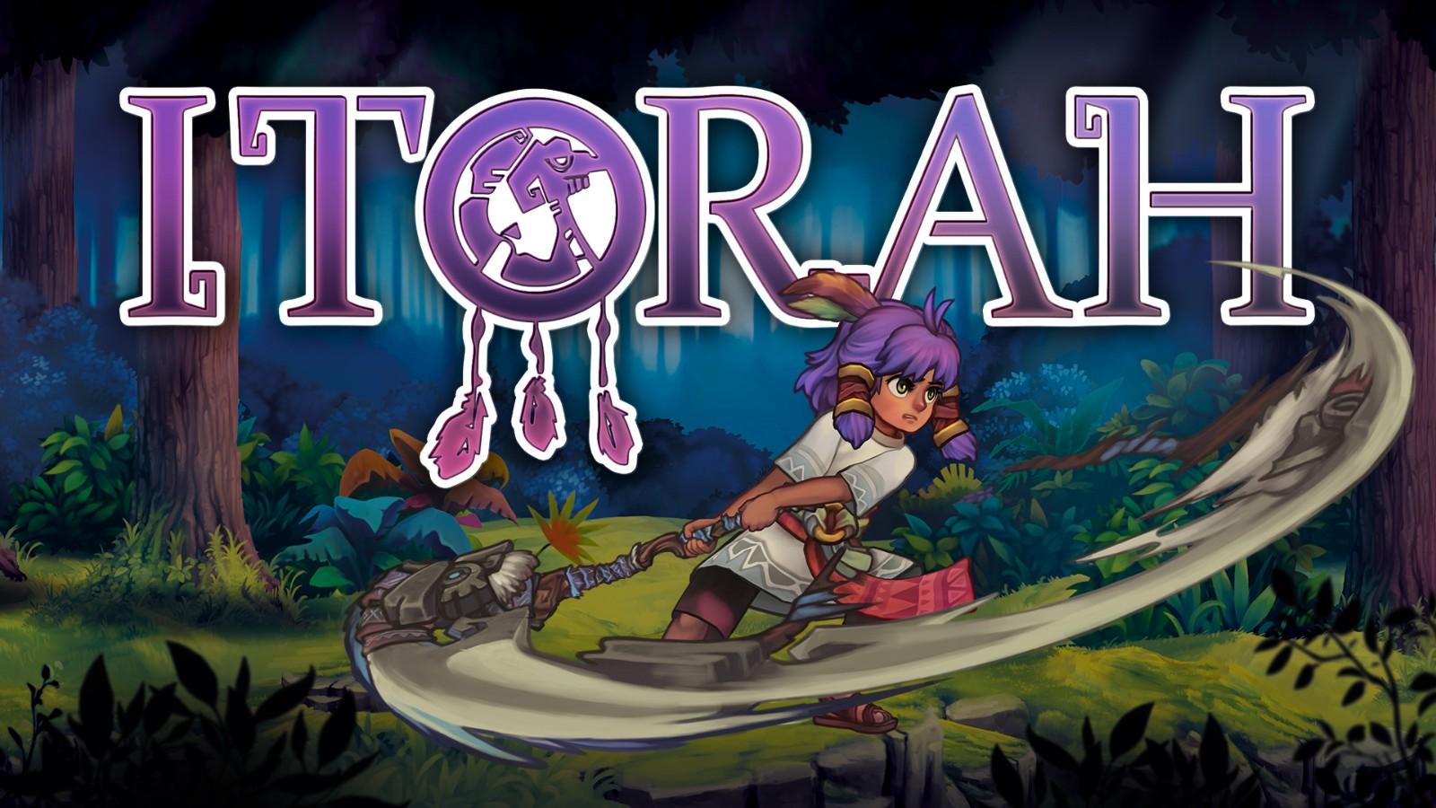 2D手绘动作游戏《ITORAH》年内登陆Steam