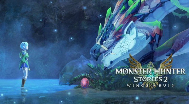 《怪物猎人物语2:毁灭之翼》PC版新演示 战斗刺激