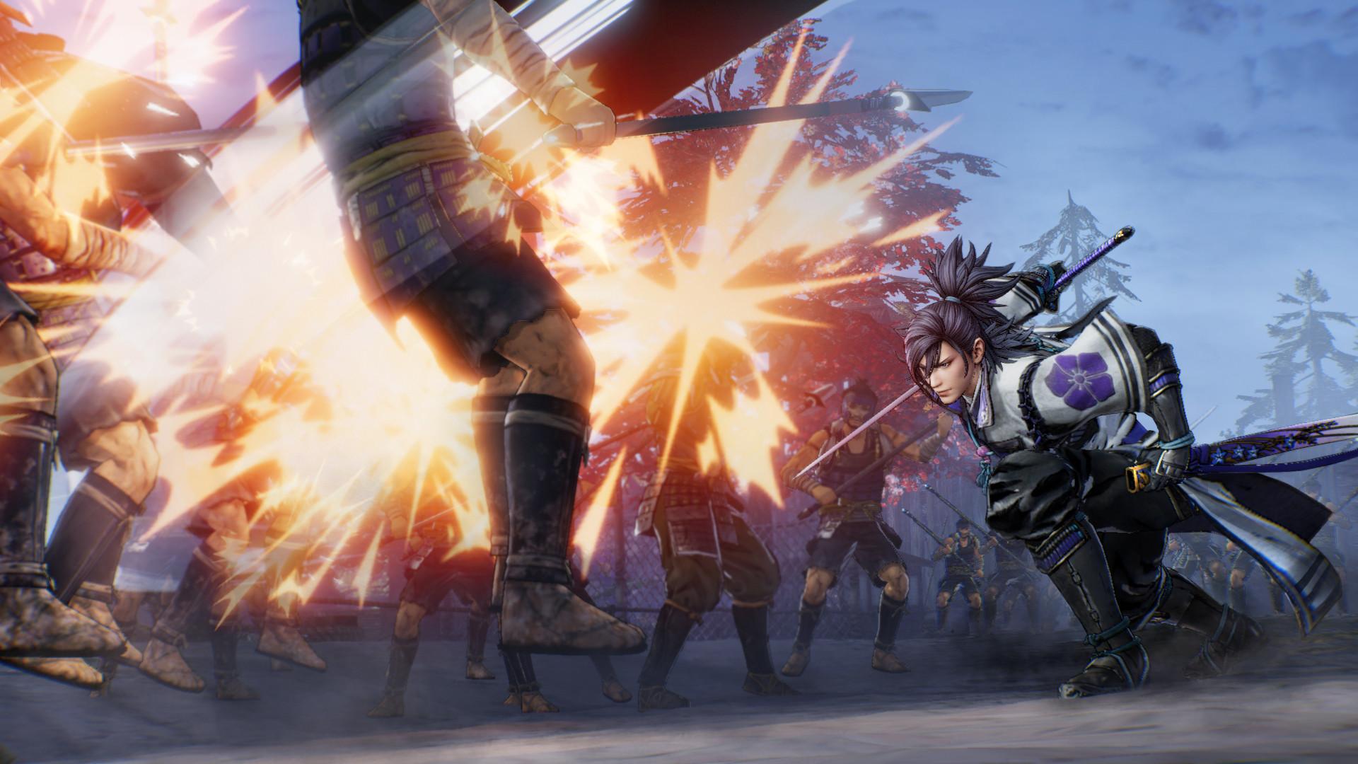 《战国无双5》Steam平台预购开启 将于7月27日解锁