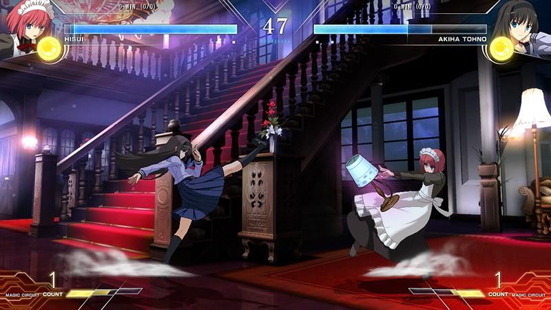 月姬格斗《Melty Blood: Type Lumina》预告 9月30日发售