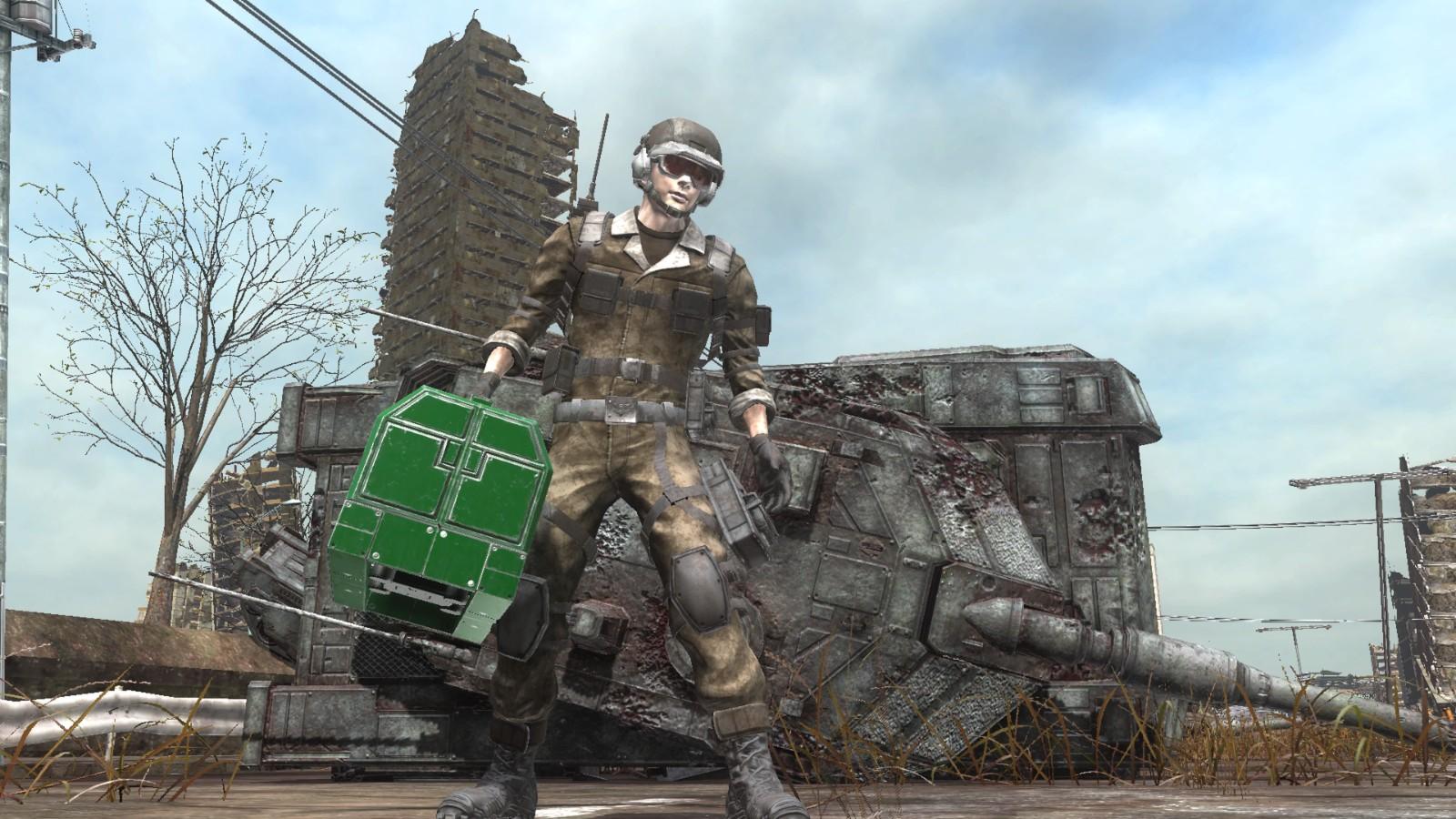 《地球防卫军6》最新系统情报公开 2021年年末发售