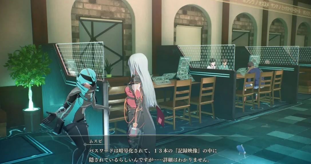 万代《绯红结系》联动7月TV动画 发现动画暗号获得游戏奖励