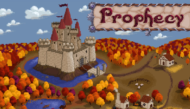 点击冒险游戏《预言》今日登陆Steam商店 国区售价37元