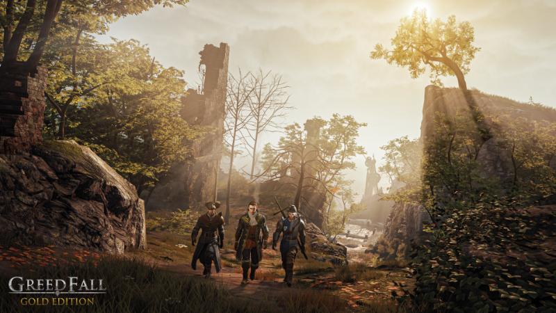 《贪婪之秋:黄金版》6月30日发售 推出全新DLC