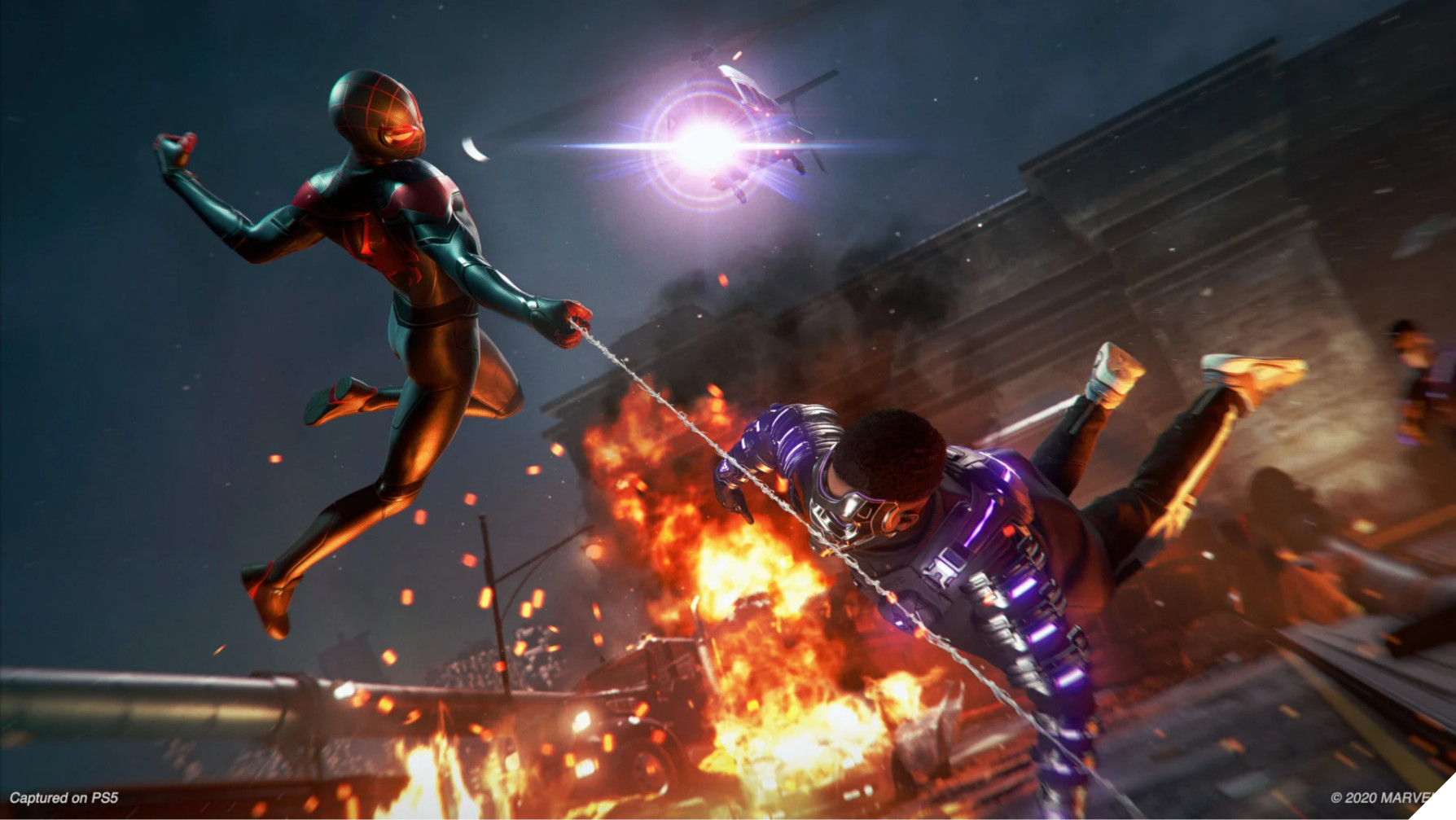 《漫威蜘蛛侠》开发商打造新作 含有多人模式