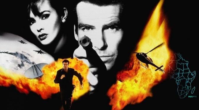 育碧下架粉丝用《孤岛惊魂5》重制的007黄金眼地图