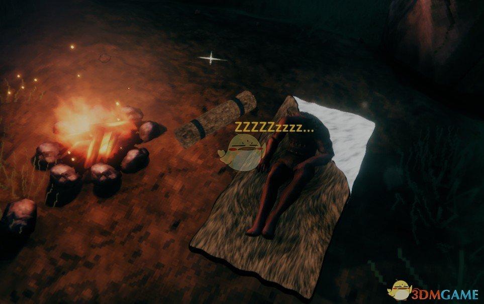 《Valheim:英灵神殿》睡袋MOD
