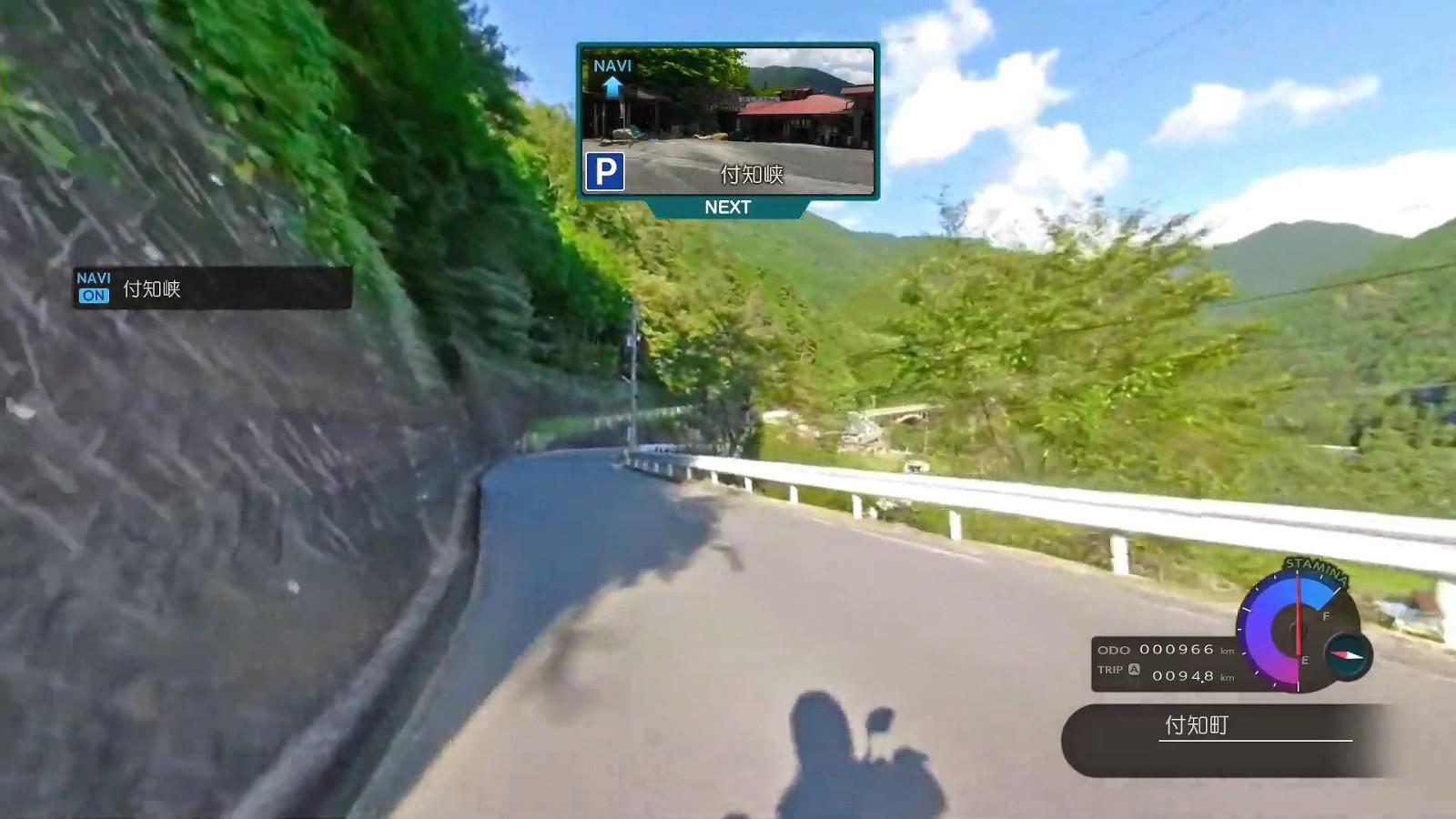 《风雨来记4》实机演示释出 高度拟真摩托旅行