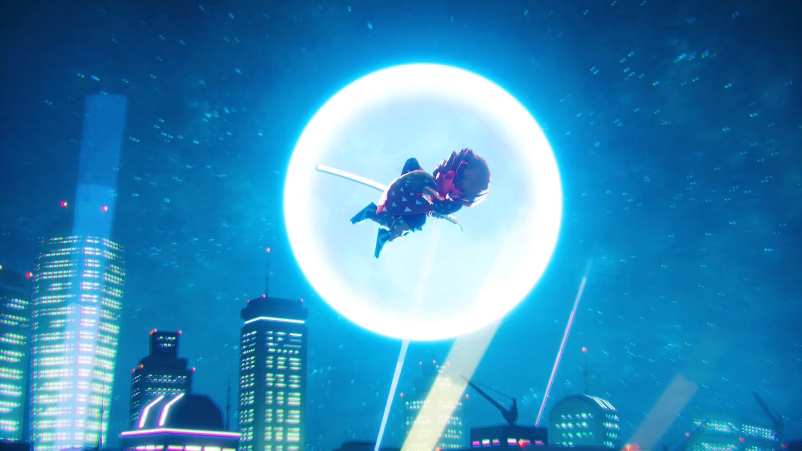 《Ninjala》联动《鬼灭之刃》 炭治郎将于7月上线