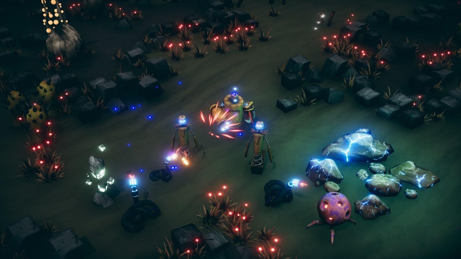 建设飞行都市 《梦幻引擎:游牧城市》7月14日发售