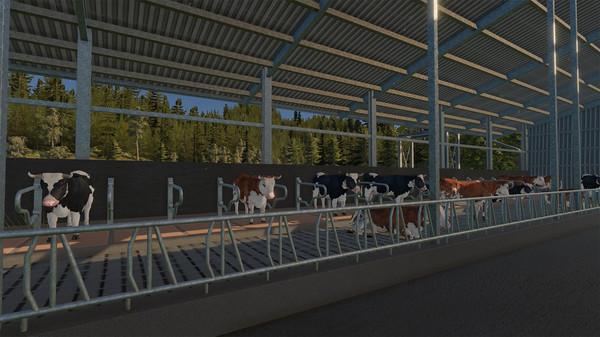 《真实农场:黄金版》已登陆Steam 体验真实农场管理