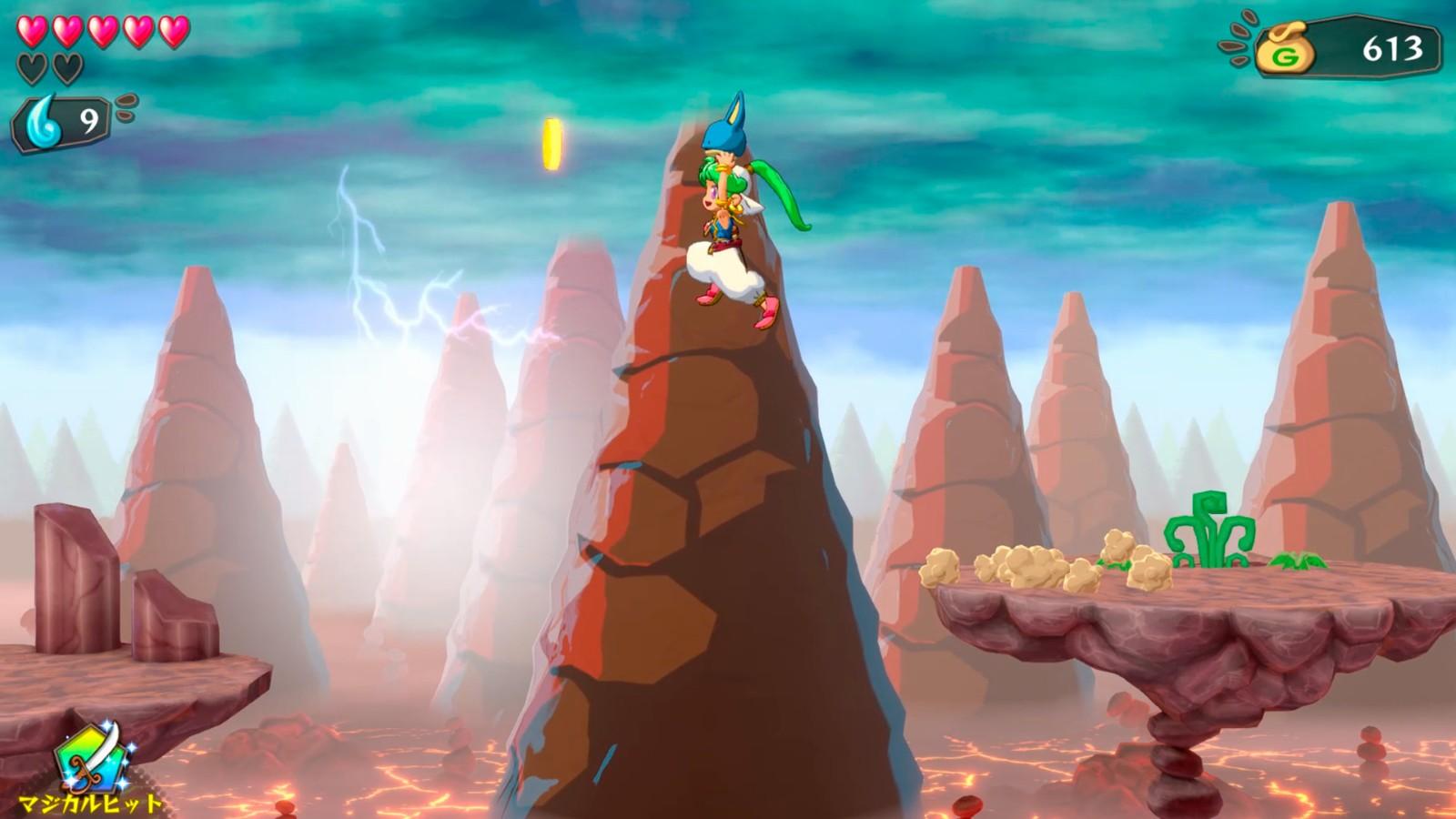 《神奇小子:爱莎在怪物世界》6月29日登陆PC 横版卡通风