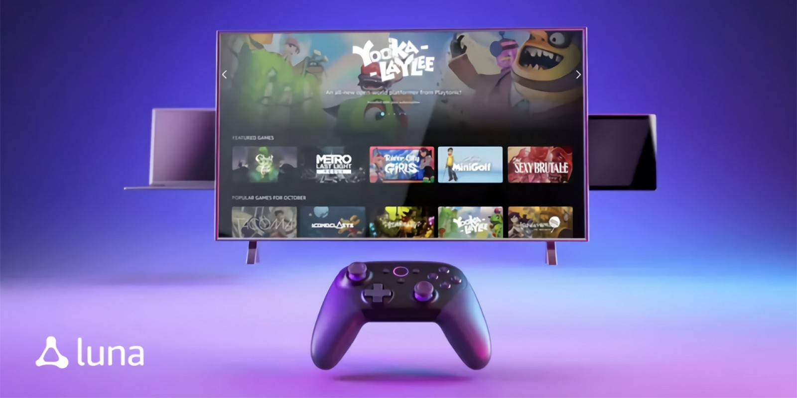 《尘埃5》和《黑道圣徒3》将加入亚马逊Luna+游戏库
