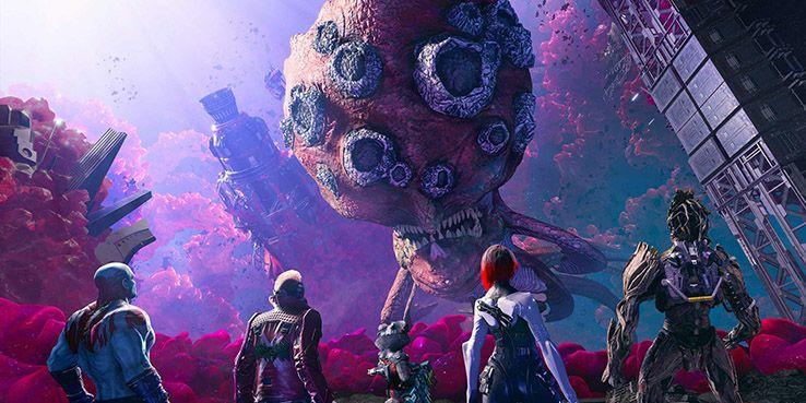 传《漫威银河护卫队》曾进行过多人游戏模式开发