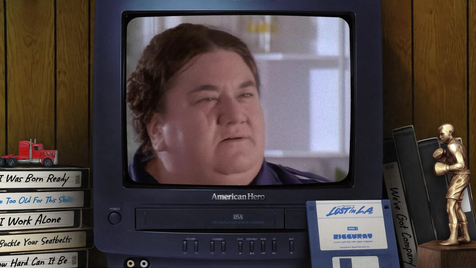 雅达利互动电影游戏遗作《美国英雄》今年登陆PC