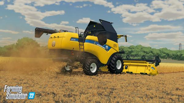 Steam《模拟农场22》已开启预购 国区售价138元