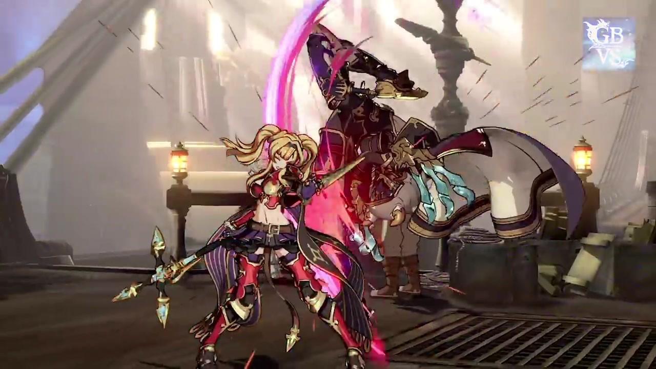 十天众老六希斯加入《碧蓝幻想Versus》游戏出货达50万
