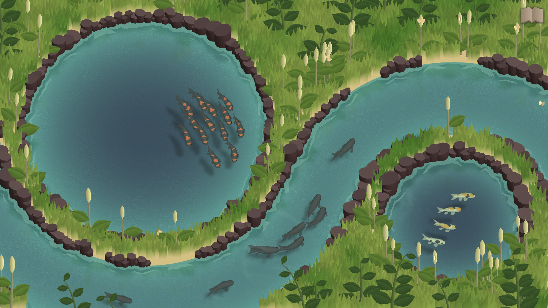 《锦鲤养殖场》Steam 10元促销 支持中文配音