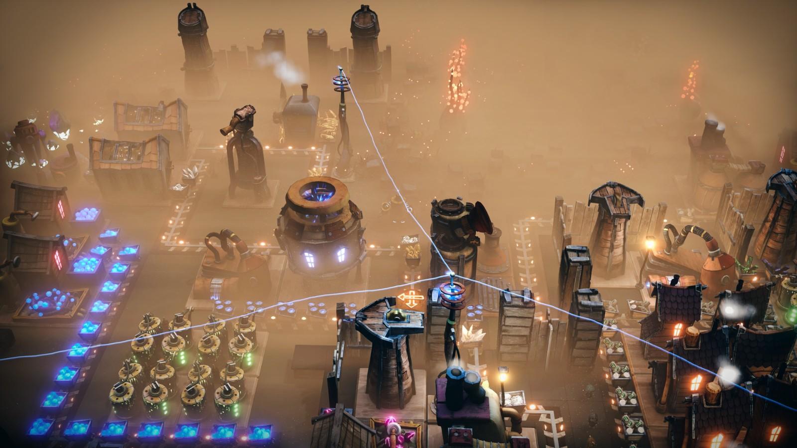 《梦幻引擎:游牧城市》PC配置公开 推荐GTX 970