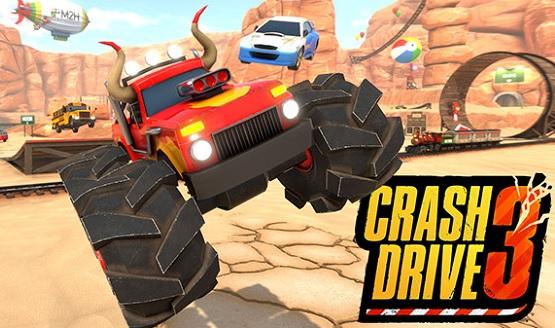 《疯狂驾驶3》7月8日登陆全平台 最新预告片欣赏