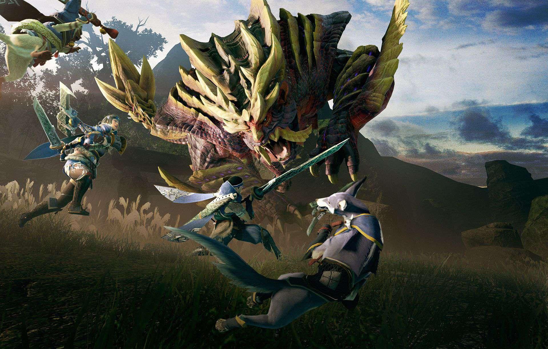 《怪物猎人:崛起》总监谈Switch优化:挑战重重