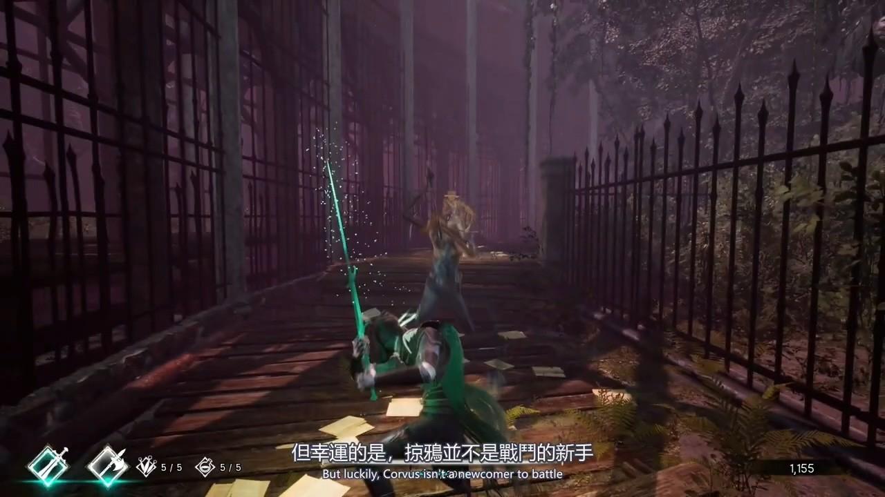 类魂游戏《Thymesia:记忆边境》中文版实机演示 年内登陆Steam
