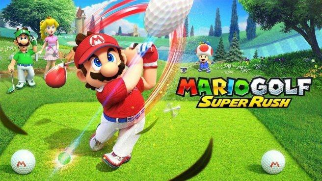 英国周榜:Switch《马里奥高尔夫》首周销量夺冠