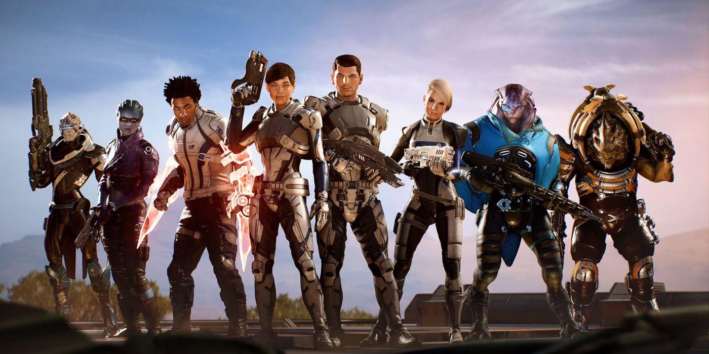 《质量效应:传奇版》成功后 玩家重返《质量效应:仙女座》