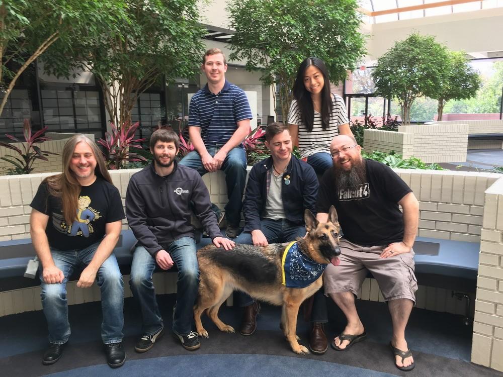 《辐射4》狗肉现实中的原型已去世 安息吧朋友