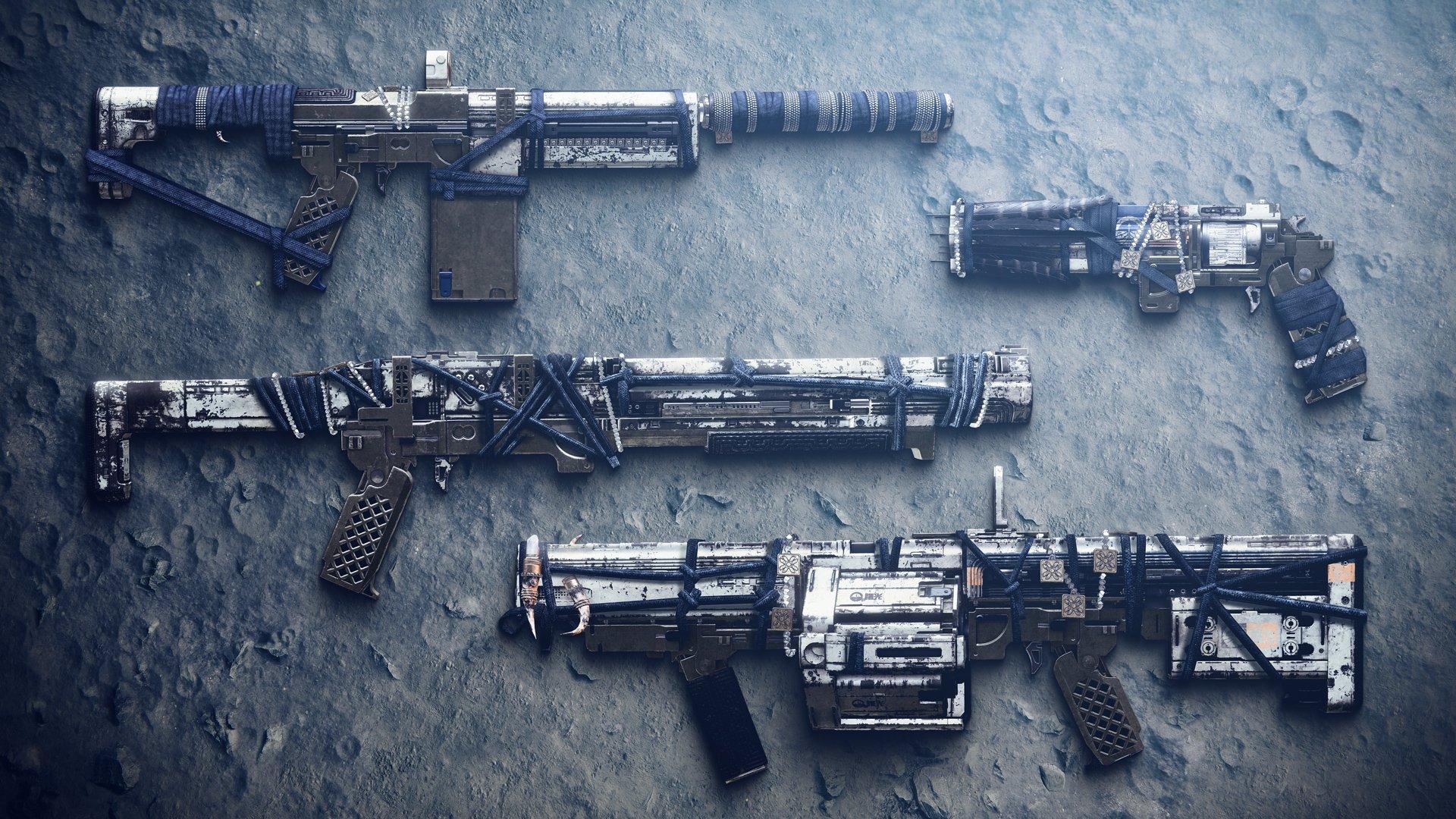 《命运2》7月7日实装新补丁 部分武器将返场