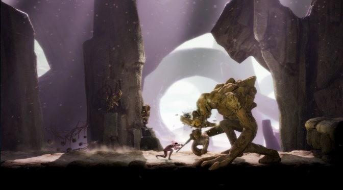 2D魂系风格游戏《尘埃异变》8月2日推出