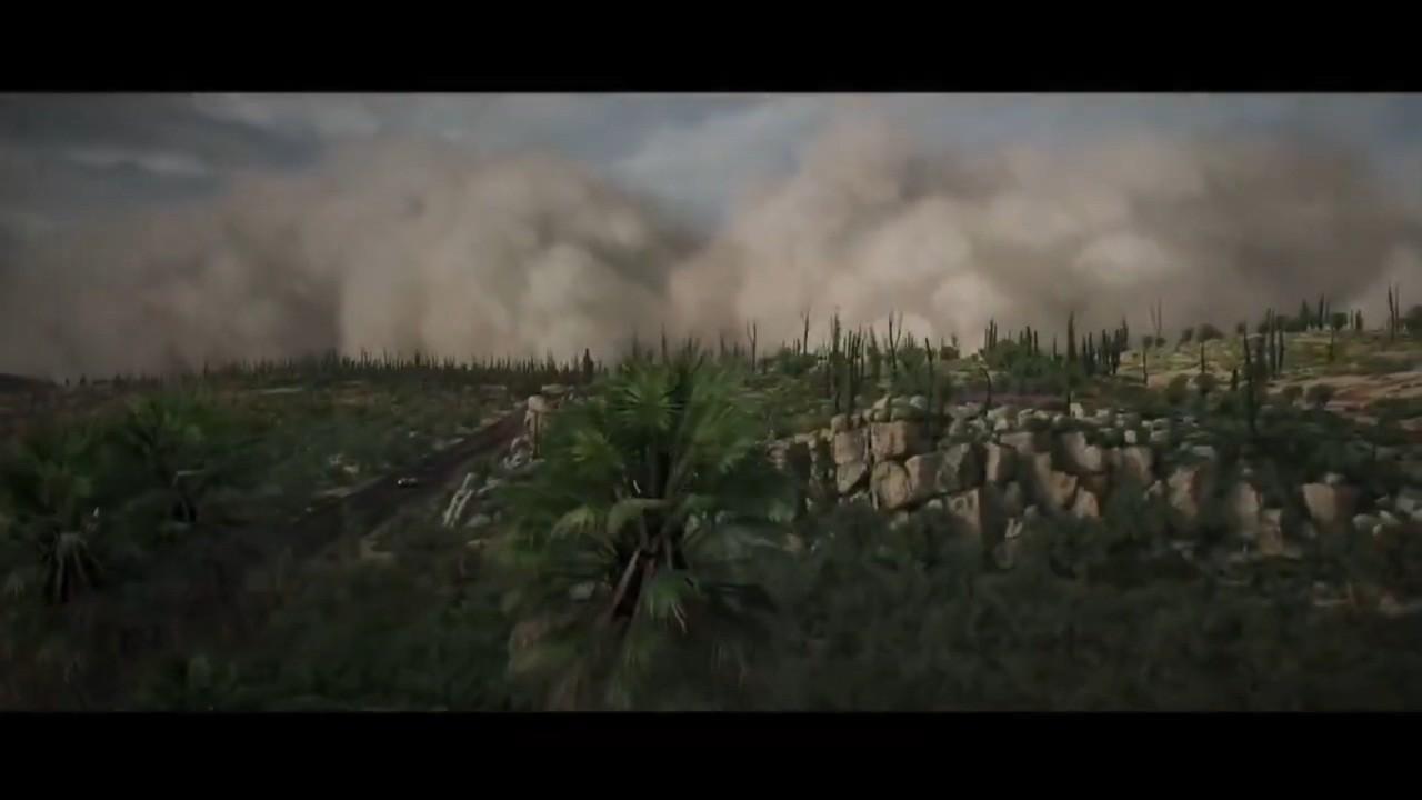 《极限竞速:地平线5》新引擎内片段 惊人动态天气