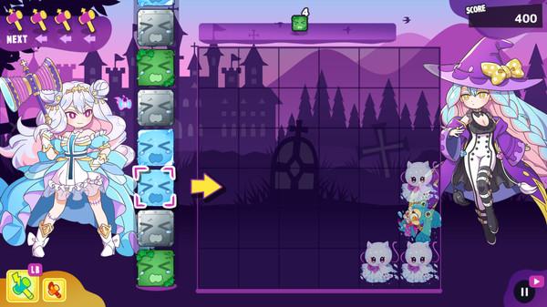 方块消除游戏《横行方块之魔锤》上架Steam页面 7月上市