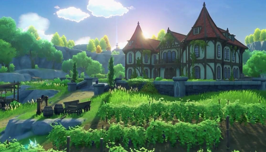 《原神》最新日版长宣传片 可莉妹子带你游览游戏世界