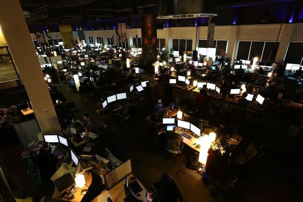 西雅图出现罕见高温天气 致使Bungie工作室提前下班