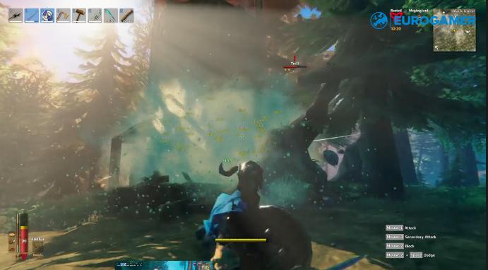 《英灵神殿》玩家反映最新更新导致敌人AI陷入混乱