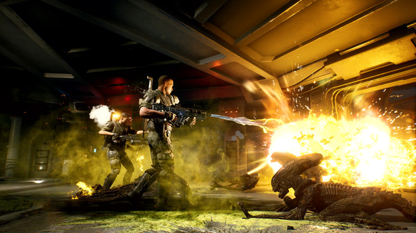 《异形:火力小队》将支持跨次代联机