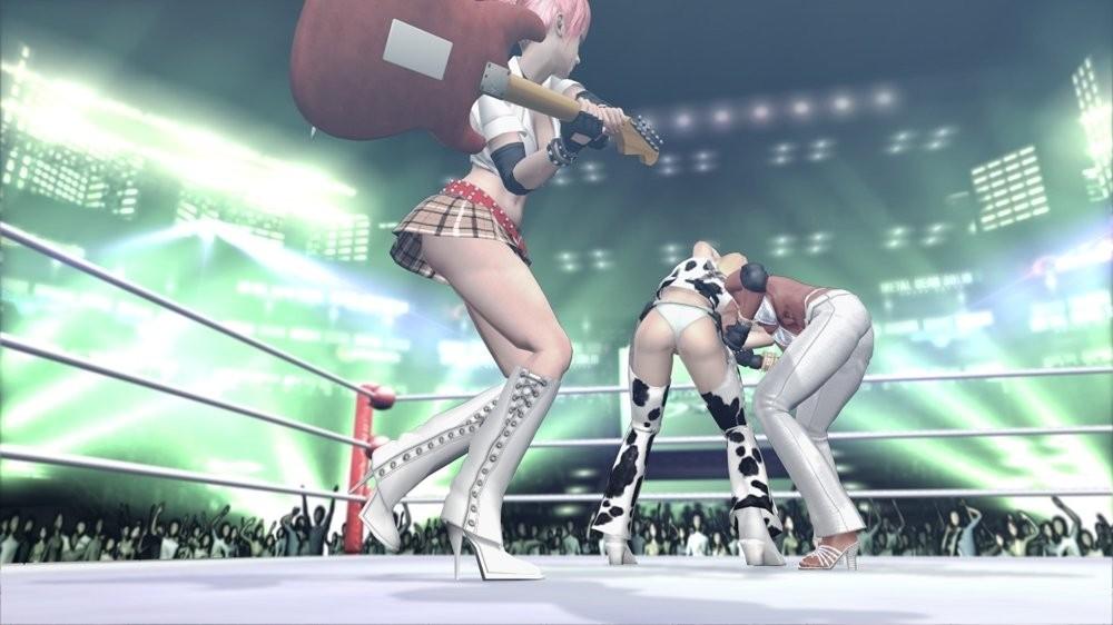 美女摔跤新作《暴力塞壬》公布 搏击玫瑰精神续作