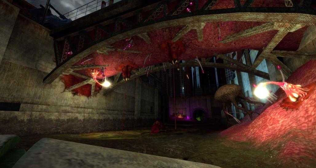 玩家打造《半条命2》怀旧版MOD新进展 画面系统AI皆有改善