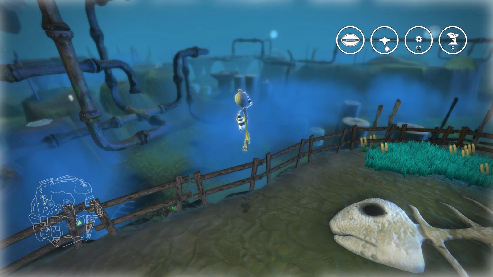 3D平台冒险解谜《Onirike》现已发售 带来独特视听美学