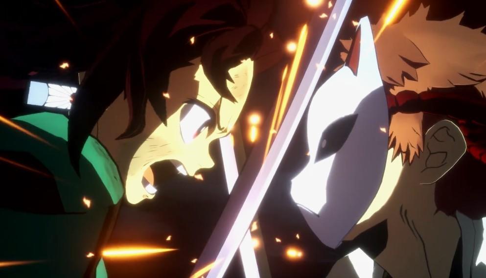 《鬼灭之刃:火神血风谭》确定推出亚洲·欧美版 世嘉负责发行