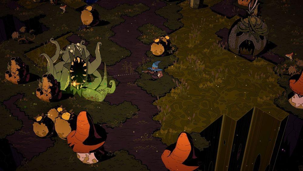 沙盒生存游戏《拿枪的巫师》2022年发售 支持简中