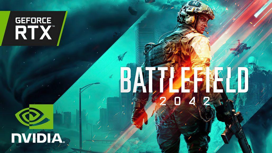 《战地2042》官方合作伙伴公布 英伟达、Xbox、罗技、西部数据和北极星