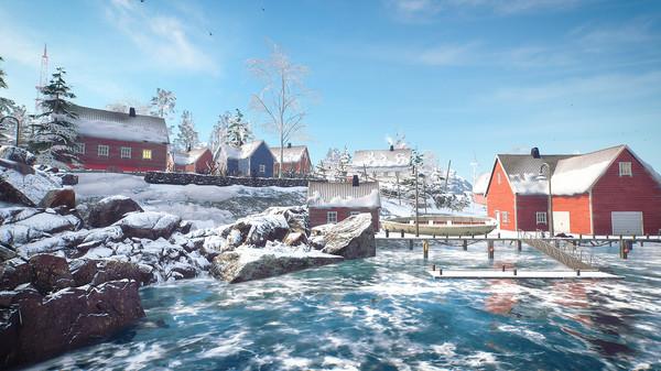 冒险摩托竞速游戏《直至北境》已在Steam免费上线