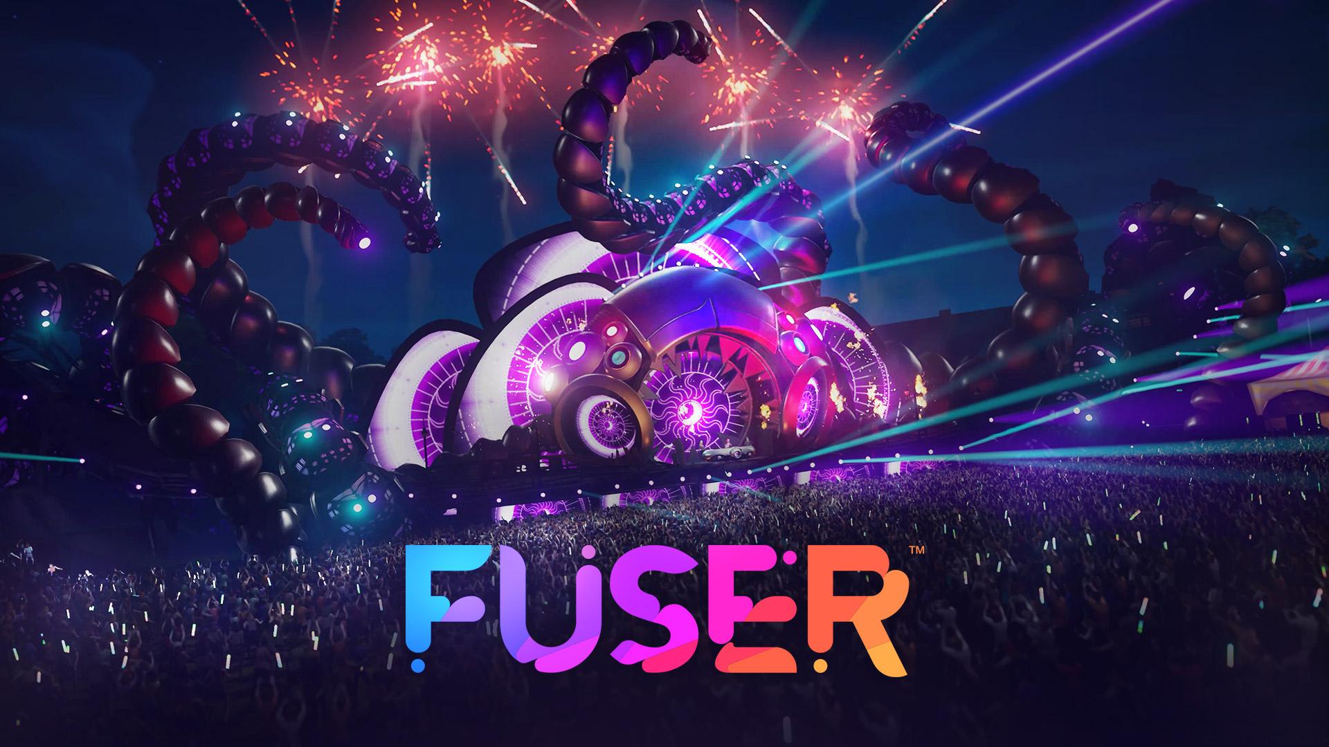 调音游戏《Fuser》下周将在任天堂Switch上免费