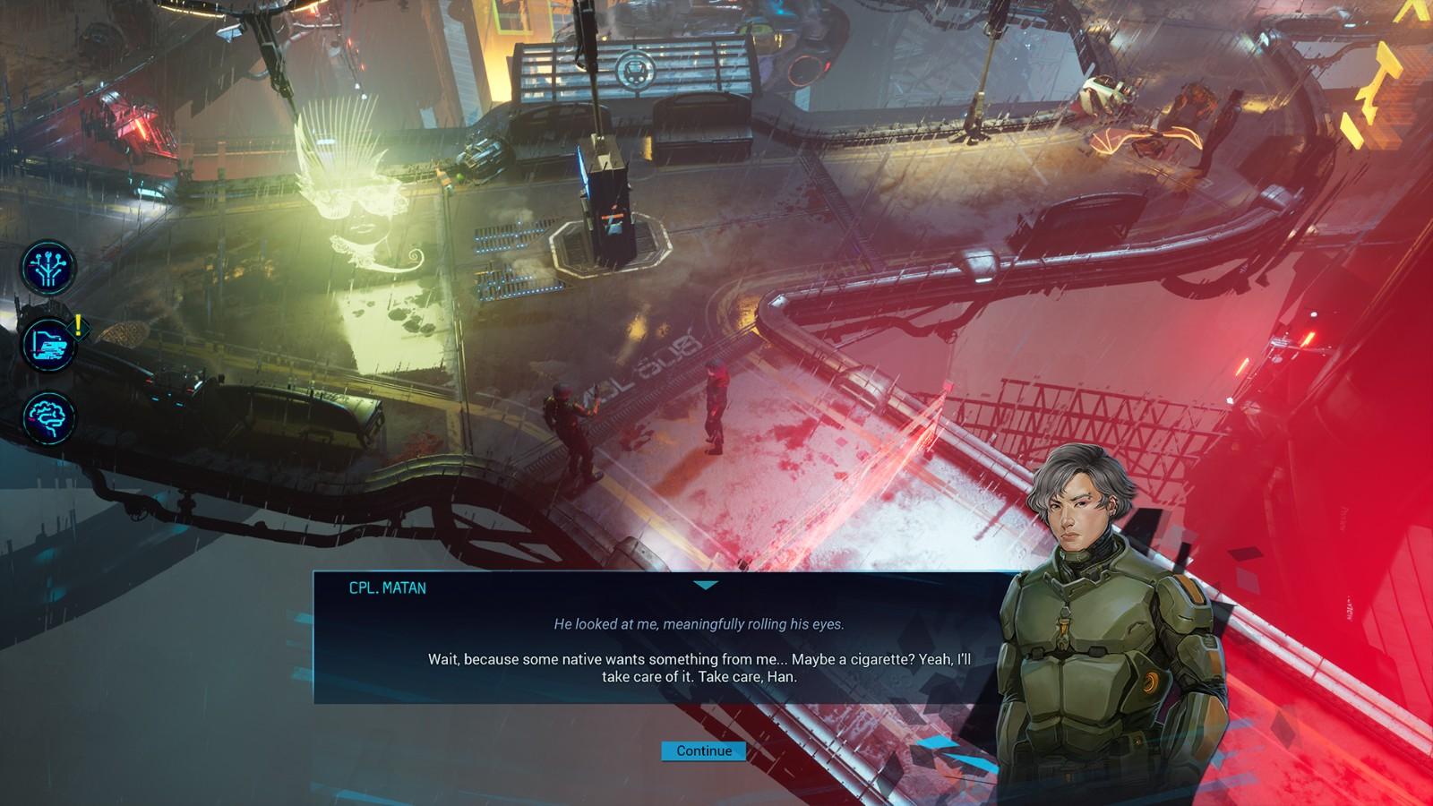 《骇游侠探》剧情分支预告 玩家抉择改变游戏进程