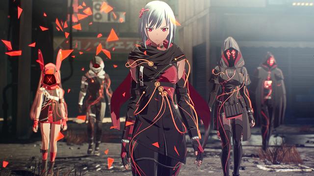 Fami通新一周游戏评分:《绯红结系》34分